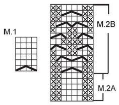"""Conjunto DROPS de: Mini capa, gorro y manoplas tejidos con torsadas / trenzas en """"Eskimo"""". ~ DROPS Design"""