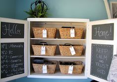 Operation Organization : Professional Organizer Peachtree City, GA : Organizing Small Spaces :: Designate a {Limited} Place for EVERYthing