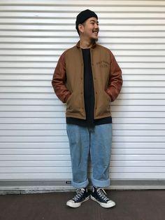 AVIREX渋谷店/MELTON×LEATHER CAR COAT 着用サイズXL
