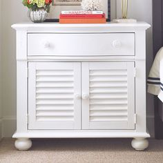 Have to have it. Stanley Furniture Coastal Living Retreat Summerhouse 1 Drawer Chest - $1110 @hayneedle