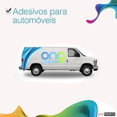 Aumente a comunicação da sua empresa através do envelopamento do seu veículo! Trabalhamos com adesivos de alta qualidade para carros, motos e outros tipos de transportes.