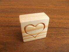 Lovely gift special gift personalized wooden by WoodpeckerLG