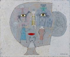 View Reconstruction de lêtre aime by Victor Brauner on artnet. Browse upcoming and past auction lots by Victor Brauner. Victor Brauner, Wolf, Social Art, Spanish Artists, Mural Painting, Paintings, Art Database, Outsider Art, Oil On Canvas