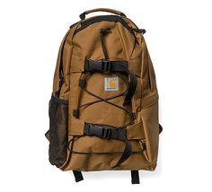 ecc50c64dc Carhartt - Kickflip Backpack carharrt brown Carhartt Work In Progress, La  Boutique Officielle, Carhartt