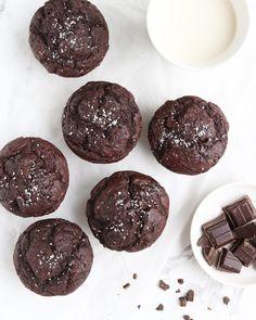 Healthy Chocolade Muffins - Jennifer Krijnen