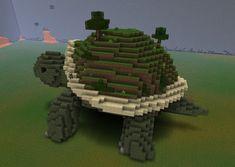 Creatures: Giant Tortoise Minecraft Project
