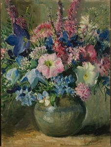 Matilda Browne  Flowers  n.d.  Florence Griswold Museum