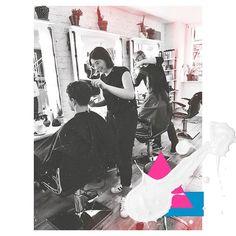 Volle Action bei uns in der Hairlounge!!  Kennt ihr eigentlich schon unsere neue Friseurin @katharina.scheralie?? Sie ist unsere neue Top Friseurin im Hair Department und bringt neuen Schwung in die Bude. Danny wie immer voll dabei  Wiebke könnt sich vorerst eine kleine Auszeit! Sei ihr gegönnt!!  #hairstylist #friseur #beautydepartment #hairlounge #hairstylistin #makeupartist #haircut #hairstyle #berlinfriseur #beauty #hair #jacksbeautydepartment #davines