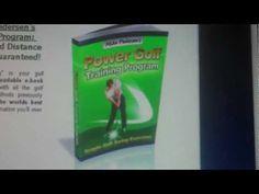Power Golf Training Program | Golf Fitness Training