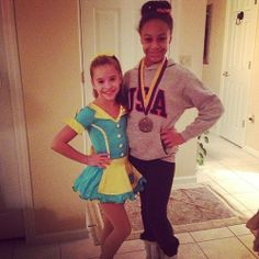 nia_sioux5 Happy birthday Kenzie!!! I can not believe you are 10!! Love you big sister!!!