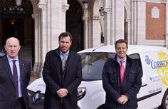 Correos y Renault España utilizarán la ciudad de Valladolid como laboratorio urbano de referencia nacional para un reparto sostenible http://revcyl.com/www/index.php/medio-ambiente/item/7158-correos-y-renault-e