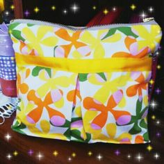 Lovely colorful DIY bag#kit