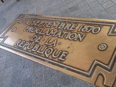 Vive la #Républiquefrançaise ! L' #ArcdeTriomphe #Paris June 2014 www.pinterest.com/annbri/