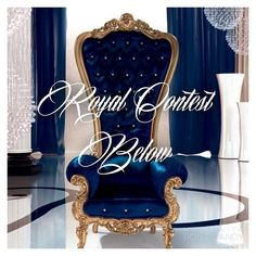 It's time for a ROYAL Instagram Contest! Whoever (with their Queen C Hair in) strikes the most Royal pose in the most Royal chair will win TWO movie passes!! Make sure you tag us and use the following hashtags: #QueenC #queenchair Contest ends THIS Saturday and 5pm!! #beMorethanaPrincess