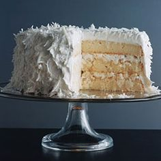White Cake From Our Menu Inspired by Django Unchained #goldenglobes