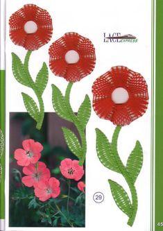 Bobbin Lace Patterns, Lacemaking, Irish Lace, Cactus Plants, Free Pattern, Projects To Try, Macrame, Crochet, Flowers