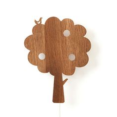 Ferm Living lampe - Træet