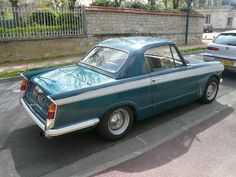 herald coupe