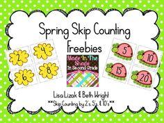 freebie skip counting
