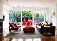 Temperature design, Austin Design lounge room