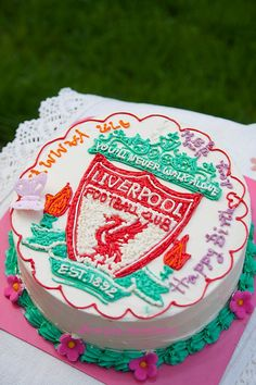 8 Best Jersey Cakes Images Liverpool Football Shirts Shirt Cake