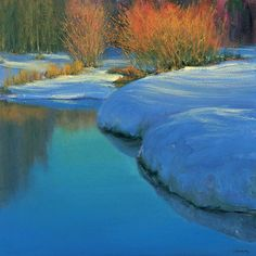 Winter Stillness - Ian Roberts