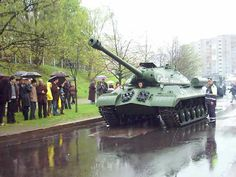 IS-3 - 122 mm