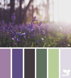{ spring tones } image via: @designangel