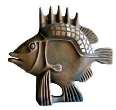 Рыба : керамика