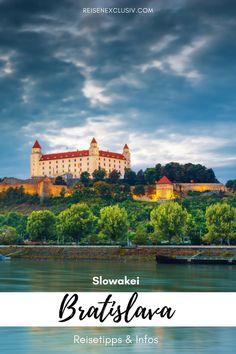 Bratislava ist ein  ziemlich grüner Fleck. Die Hauptstadt der Slowakei ist nach Reykjavik  und Auckland die drittgrünste Stadt der Welt. Wir verraten, wo Bratislava am grünsten ist. Parks, Auckland, Travel Tips, River, Mansions, House Styles, City, Travel Europe, Bujo