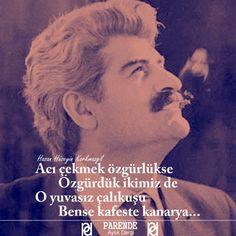 Ölüm yıl dönümünde Hasan Hüseyin Korkmazgil'i saygıyla anıyoruz.. (d. 1927 - ö. 26 Şubat 1984)