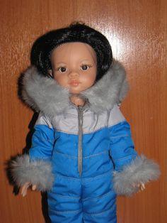 Salopette dhiver pour les poupées Paola Reina par NatZayShop