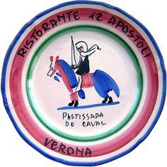 Verona - Ristorante 12 Apostoli: Pastissada de caval (apr. 73 - apr. 88)