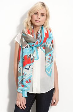 love this tribal print