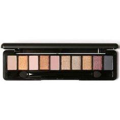 NAKED EYE SHADOW X 10 GOLDEN SUNSHINE-AQUALUZZA  Cruelty free makeup brand. Eyeshadow sets. #makeup morning routine, pretty eyes, wide eyes