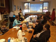 Meeting 3 Tecrino Project. Zagreb, Croatia. 5th-6th November 2015