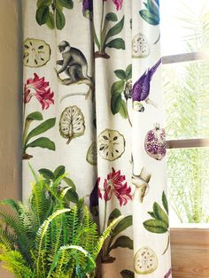 The Allure of Botanical Motifs   Design Ideas from F&P Interiors