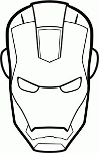 1000 images about lors manga art on pinterest how to for Iron man face mask template