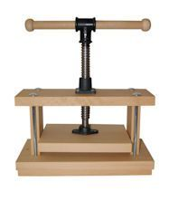 Lawrence beech wood relief press - Lawrence art supplies since 1859