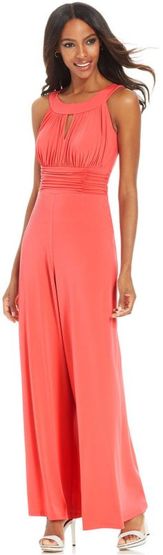 online shopping for MISA Los Angeles Veronika Maxi Dress from top store. See new offer for MISA Los Angeles Veronika Maxi Dress Jumpsuit Elegante, Jumpsuit Dressy, Halter Jumpsuit, Classy Outfits, Fall Outfits, Fashion Outfits, Casual Chique, Burnt Orange Dress, Chic Summer Style