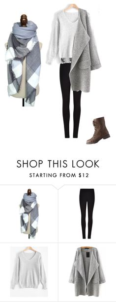"""""""Fall wearing"""" by cozywow-socks ❤ liked on Polyvore featuring Winser London and Charlotte Russe"""