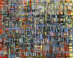 "Saatchi Art Artist Aida Markiw; Painting, ""Where Shall We Meet"" #art"