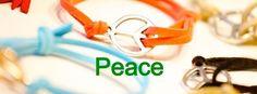 Peacebracelets on www.jayjaydesign.de/Shop/Armbänder