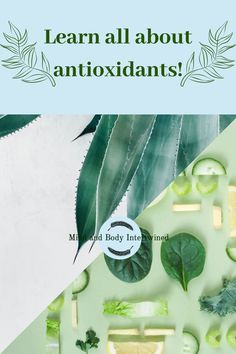 Antioxidants: they fight diseases and keep us healthy and beautiful. But where can you find those bad boys? In skincare? In food? Which recipes are the best? Learn all about it at my blog!