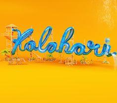 Kalahari – Resorts by FOREAL™, via Behance