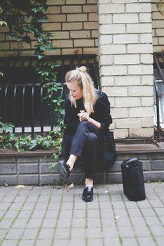 ootd, fashion blogger, outfit, lookbook, minimal, scandinavian style, coat