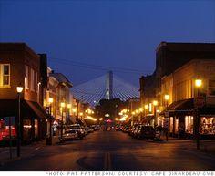 Downtown Cape Girardeau