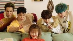 """Ending Again"" Web Drama): Cast & Summary Mamamoo, Lee Soo Hyun, Seong, Oscar Winning Films, Yg Artist, Jackson, Programa Musical, Web Drama, Song Mino"