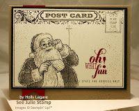 See Julie Stamp - Julie Wadlinger, Stampin' Up! Demonstrator : Swaps - Cards in the Mail