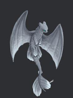 SisterDragonArts — Some nightlight offspring designs Httyd Dragons, Cool Dragons, Dreamworks Dragons, Dreamworks Animation, Fantasy Dragon, Dragon Art, How To Train Dragon, How To Train Your, Night Fury Dragon